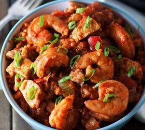 recette crevettes épicées actifry