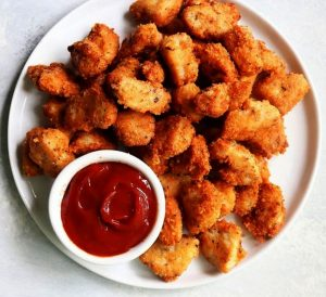 recette nuggets actifry
