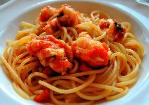 recette coquilles saint jacques crevettes actifry