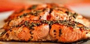 recette saumon aux herbes actifry