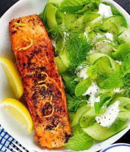 recette poisson tandoori actifry