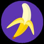 recette banane actifry