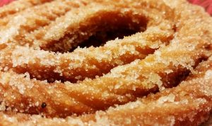 recette churros actifry